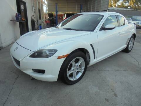 2005 Mazda RX-8 for sale at Automax Wholesale Group LLC in Tampa FL