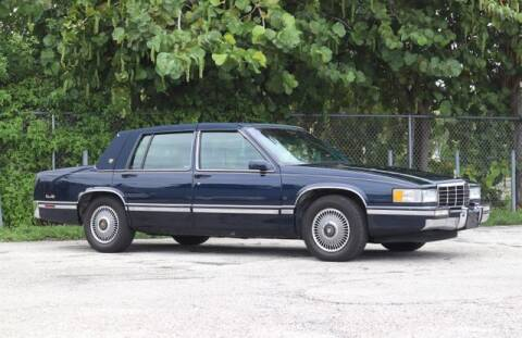 1993 Cadillac DeVille for sale at No 1 Auto Sales in Hollywood FL