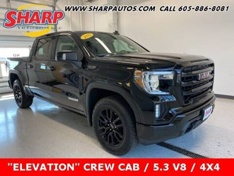 2021 GMC Sierra 1500 for sale at Sharp Automotive in Watertown SD