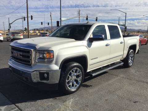 2014 GMC Sierra 1500 for sale at SPEND-LESS AUTO in Kingman AZ