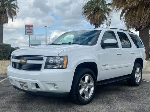 2008 Chevrolet Tahoe for sale at Motorcars Group Management - Bud Johnson Motor Co in San Antonio TX