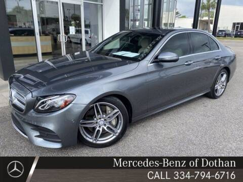 2017 Mercedes-Benz E-Class for sale at Mike Schmitz Automotive Group in Dothan AL