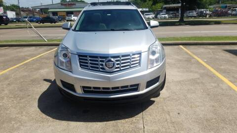 2013 Cadillac SRX for sale at Nation Auto Cars in Houston TX