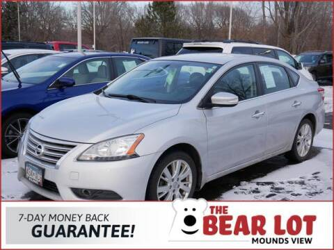 2013 Nissan Sentra for sale at Rydell Auto Outlet in Mounds View MN