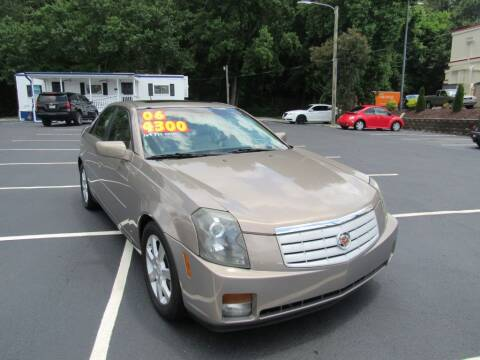 2006 Cadillac CTS for sale at Auto Bella Inc. in Clayton NC