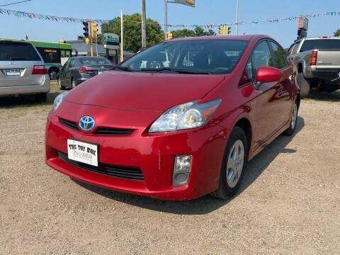 2011 Toyota Prius for sale at Toy Box Auto Sales LLC in La Crosse WI