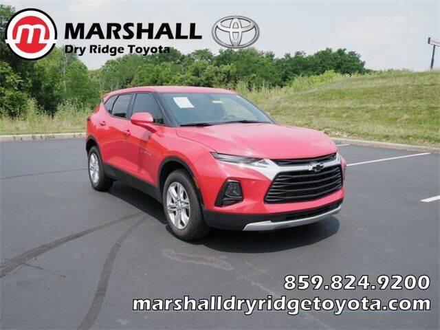 2019 Chevrolet Blazer for sale in Dry Ridge, KY