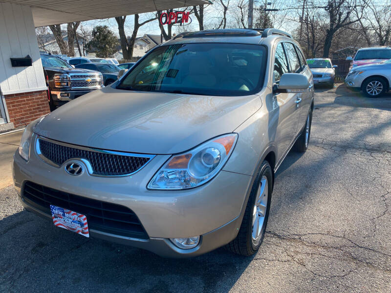 2008 Hyundai Veracruz for sale at New Wheels in Glendale Heights IL