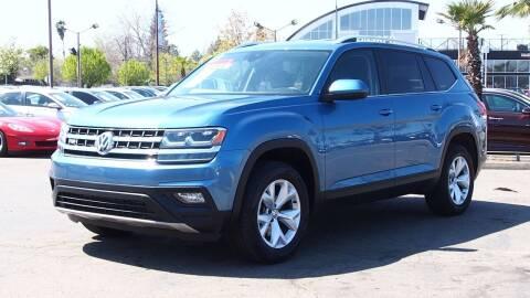2019 Volkswagen Atlas for sale at Okaidi Auto Sales in Sacramento CA