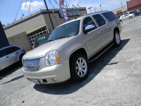 2007 GMC Yukon XL for sale at Meridian Auto Sales in San Antonio TX