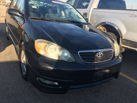 2005 Toyota Corolla for sale at Autoplex 2 in Milwaukee WI