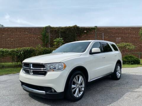 2011 Dodge Durango for sale at RoadLink Auto Sales in Greensboro NC