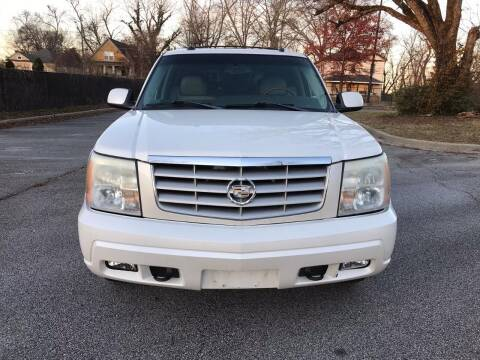 2003 Cadillac Escalade for sale at Affordable Dream Cars in Lake City GA