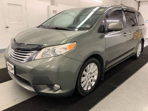 2011 Toyota Sienna for sale at TOWNE AUTO BROKERS in Virginia Beach VA