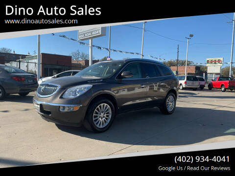2008 Buick Enclave for sale at Dino Auto Sales in Omaha NE