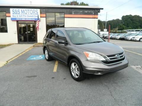 2010 Honda CR-V for sale at S & S Motors in Marietta GA