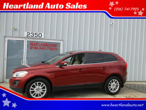 2010 Volvo XC60 for sale at Heartland Auto Sales in Medina OH
