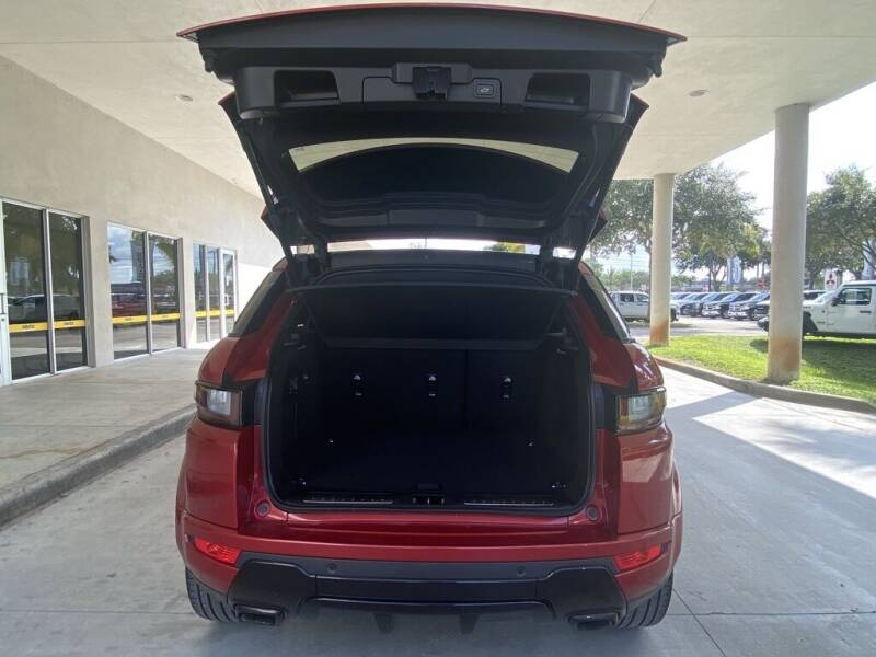 2017 Land Rover Range Rover Evoque AWD HSE Dynamic 4dr SUV - Davie FL