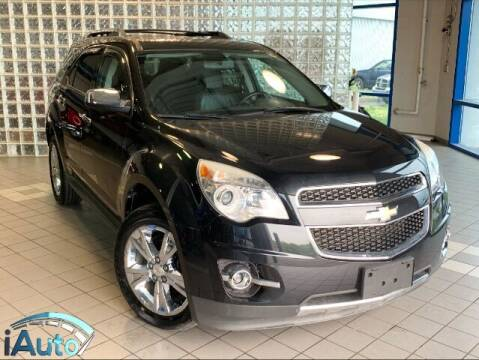 2011 Chevrolet Equinox for sale at iAuto in Cincinnati OH