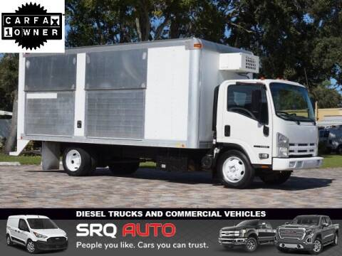 2012 Isuzu N Q R for sale at SRQ Auto LLC in Bradenton FL