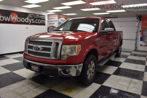 2010 Ford F-150 for sale at WOODY'S AUTOMOTIVE GROUP in Chillicothe MO