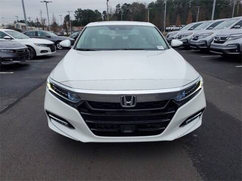 2020 Honda Accord Hybrid for sale at Southern Auto Solutions - Georgia Car Finder - Southern Auto Solutions - Lou Sobh Honda in Marietta GA