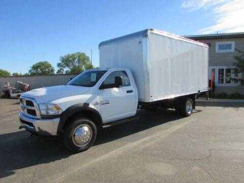 2014 RAM Ram Chassis 5500 for sale at NorthStar Truck Sales in St Cloud MN