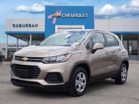 2018 Chevrolet Trax for sale at Suburban Chevrolet of Ann Arbor in Ann Arbor MI