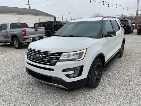 2017 Ford Explorer for sale at Davidson Auto Deals in Syracuse IN