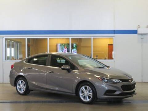 2018 Chevrolet Cruze for sale at Terry Lee Hyundai in Noblesville IN