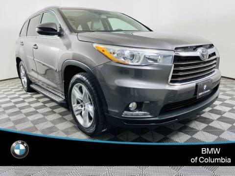 2016 Toyota Highlander for sale at Preowned of Columbia in Columbia MO