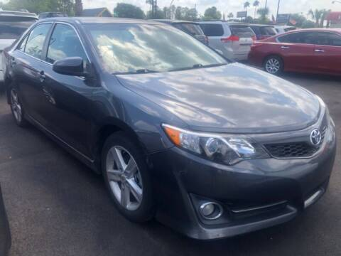2013 Toyota Camry for sale at Empire Automotive Group Inc. in Orlando FL
