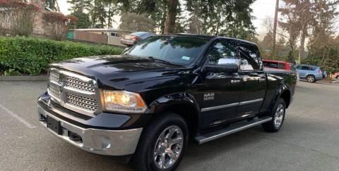 2015 RAM Ram Pickup 1500 for sale at Seattle Motorsports in Shoreline WA