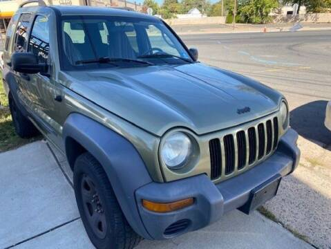 2003 Jeep Liberty for sale at Auto Legend Inc in Linden NJ
