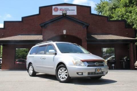 2007 Kia Sedona for sale at Atlanta Auto Brokers in Cartersville GA