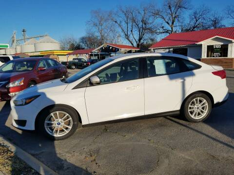 2015 Ford Focus for sale at Rocky Mount Motors in Battleboro NC