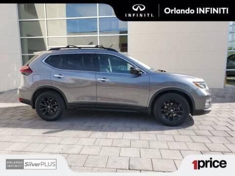 2018 Nissan Rogue for sale at Orlando Infiniti in Orlando FL