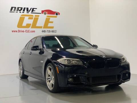 2013 BMW 5 Series for sale at Drive CLE in Willoughby OH
