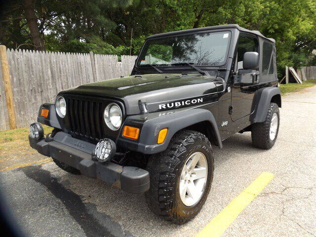 2005 Jeep Wrangler for sale at Wayland Automotive in Wayland MA