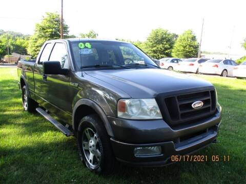 2004 Ford F-150 for sale at Euro Asian Cars in Knoxville TN