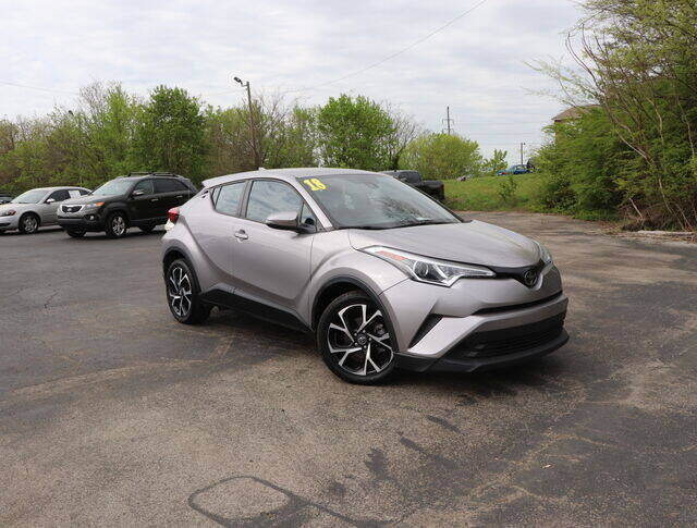 2018 Toyota C-HR for sale at Williams Auto Sales, LLC in Cookeville TN