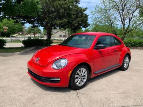 2014 Volkswagen Beetle for sale at Z AUTO MART in Lewisville TX