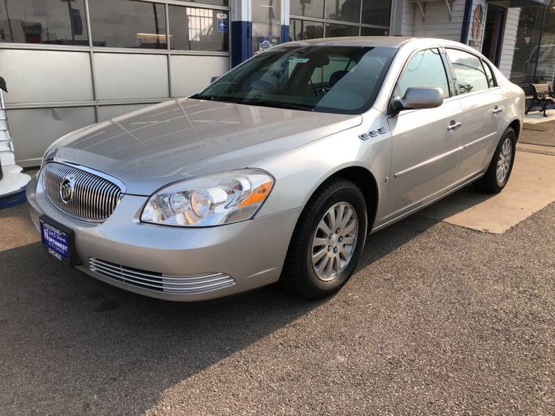 2008 Buick Lucerne for sale at Jack E. Stewart's Northwest Auto Sales, Inc. in Chicago IL