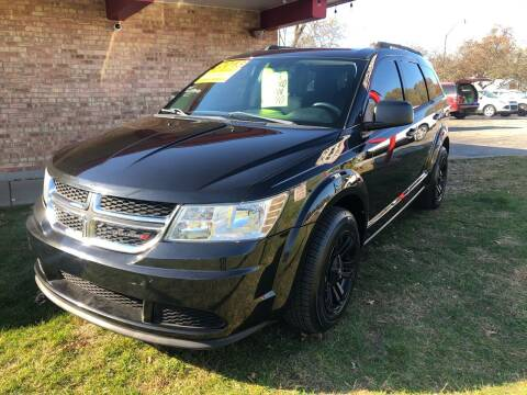 2013 Dodge Journey for sale at Murdock Used Cars in Niles MI