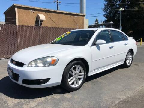 2013 Chevrolet Impala for sale at C J Auto Sales in Riverbank CA