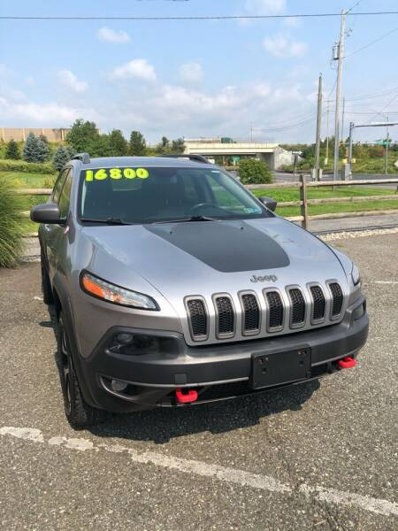 2014 Jeep Cherokee for sale at Cool Breeze Auto in Breinigsville PA