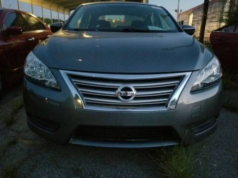 2015 Nissan Sentra for sale at DREWS AUTO SALES INTERNATIONAL BROKERAGE in Atlanta GA
