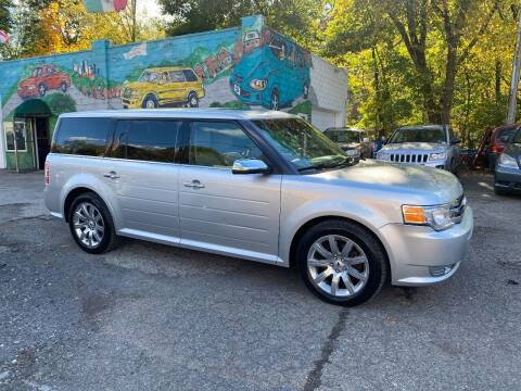 2012 Ford Flex for sale at Showcase Motors in Pittsburgh PA