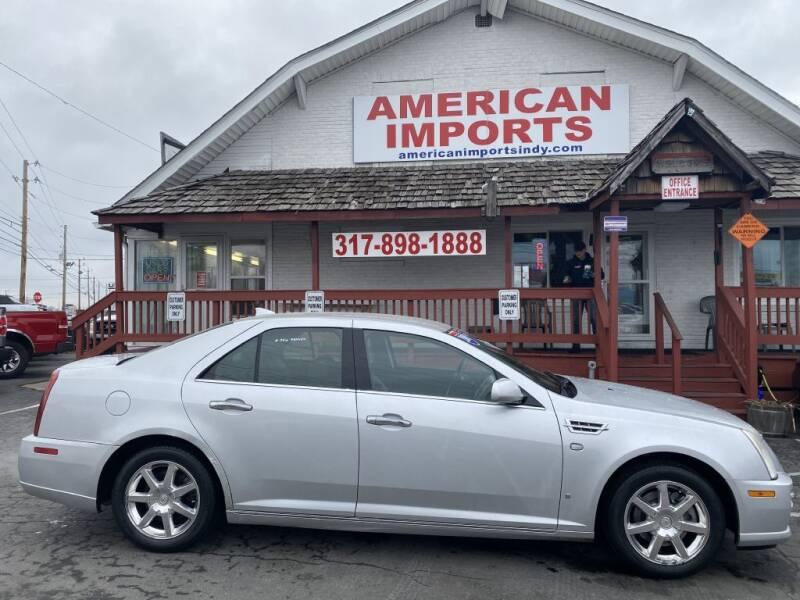 2009 Cadillac STS for sale at American Imports INC in Indianapolis IN