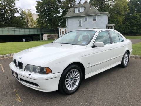 2001 BMW 5 Series for sale at Mula Auto Group in Somerville NJ